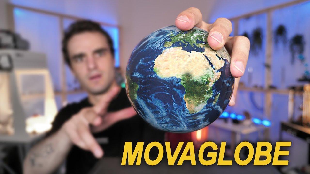 Le Globe terrestre MOVA GLOBE